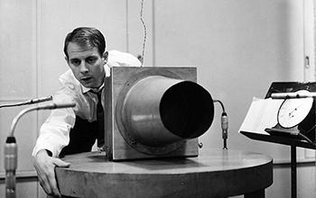 Karlheinz Stockhausen © Stockhausen-Stiftung für Musik
