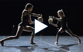 Teaser de Still Life © Ballet Preljocaj