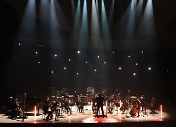 L'Ensemble intercontemporain © Luc Hossepied