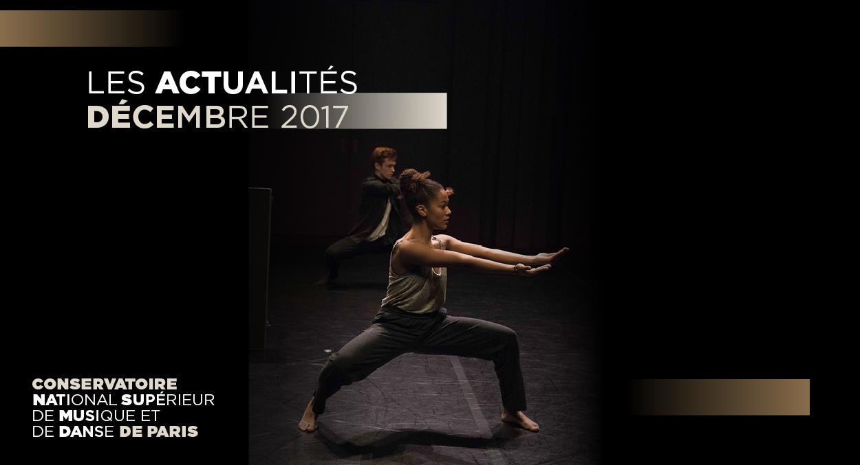 Tout l'agenda du                                                    Conservatoire de                                                    Paris
