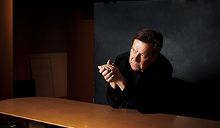 Le                                                            compositeur                                                            Magnus                                                            Lindberg ©                                                            Matthieu                                                            Zazzo