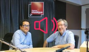 Le                                                            compositeur                                                            Sina                                                            Fallahzadeh                                                            & le                                                            producteur                                                            Arnaud merlin                                                            (g. à d.) ©                                                            Radio France /                                                            Annick Haumier                                                            / RF