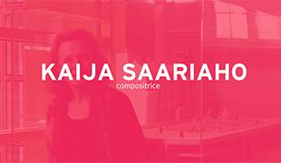 Image                                                            extraite de                                                            l'interview                                                            avec Kaija                                                            Saariaho ©                                                            Ircam-Centre                                                            Pompidou