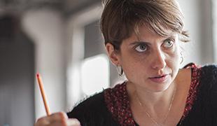 La                                                            compositrice                                                            Ariadna Alsina                                                            Tarrès © JR,                                                            2016