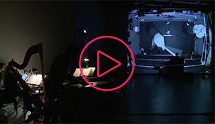 Extrait                                                            du teaser                                                            Black Box                                                            Music de Simon  Steen-Andersen