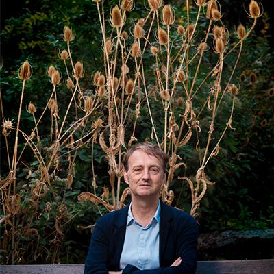 Le                                                            compositeur                                                            Jean-Luc Hervé                                                            © Ircam, photo                                                            : Quentin                                                            Chevrier