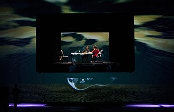 Création                                                            à la Scala de                                                            Milan en 2011,                                                            Quartett ©                                                            Brescia et                                                            Amisano,                                                            Teatro alla                                                            Scala