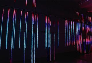 Image extraite du teaser From Within... de Robert Henke et Marko Nikodijevic