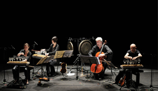 L'ensemble intercontemporain © Luc Hossepied