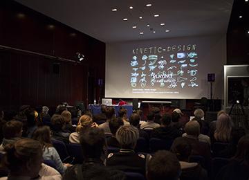 La salle Stravinsky lors des Ateliers du Forum Paris 2019 © Ircam-Centre Pompidou, photo : Sebastien Calvet