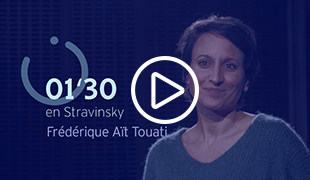 Image                                                            extraite de la                                                            vidéo 1'30 de                                                            Frédérique Aït                                                            Touati