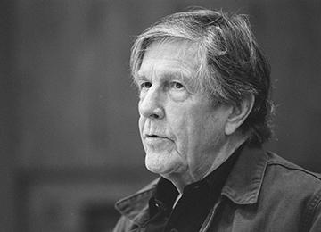 L'artiste John Cage