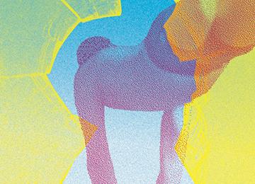 Visuel du festival Effractions de la Bibliothèque publique d'information – Centre Pompidou