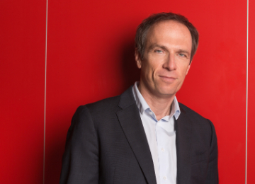 Frank                                                            Madlener,                                                            directeur de                                                            l'Ircam