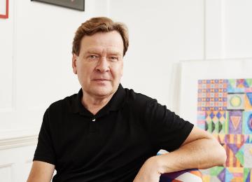 Le                                                            compositeur                                                            Magnus                                                            Lindberg ©                                                            Philip                                                            Gatward