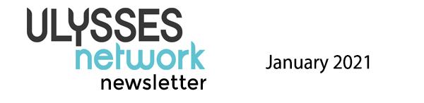 Header Newsletter Ulysses January 2021